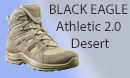 HAIX BLACK EAGLE Athletic 2.0 - Desert
