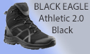HAIX BLACK EAGLE Athletic 2.0 - Black