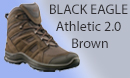 HAIX BLACK EAGLE Athletic 2.0 - Brown